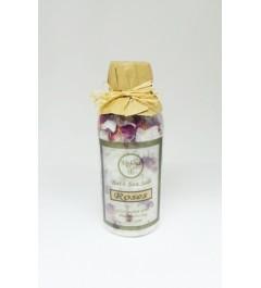 Bath Sea Salt with rose 300 gm